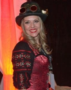 About Transylvania Live - Hertha - General Manager - Romanian tour operator specialized in Dracula tours and Halloween in Transylvania